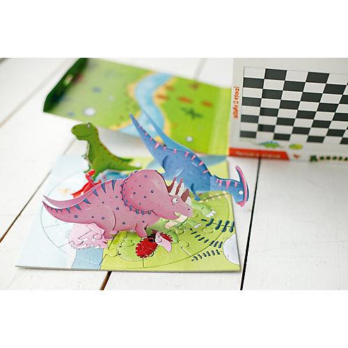 """Набор игровой 6в1 Геодом """"Читай и играй"""" Динозавры от ГеоДом"""