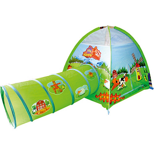 """Палатка Наша Игрушка """"Ферма"""", 123х110 см от Наша Игрушка"""