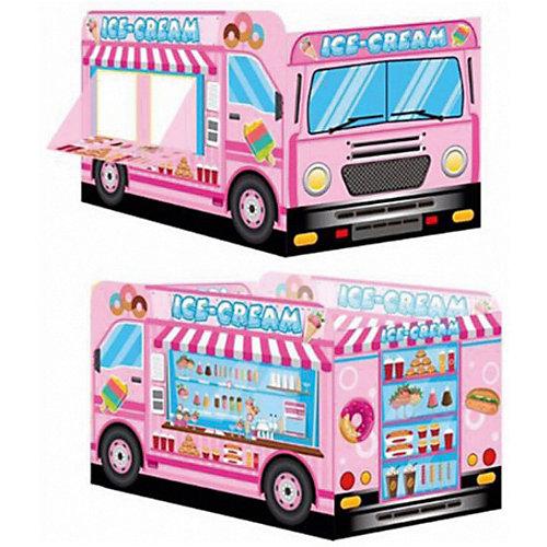 """Палатка Наша Игрушка """"Машина мороженого"""", 70*70*110см от Наша Игрушка"""
