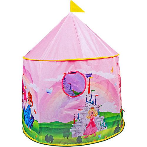 """Палатка Наша Игрушка """"Волшебный замок"""", 100х100х115 см от Наша Игрушка"""