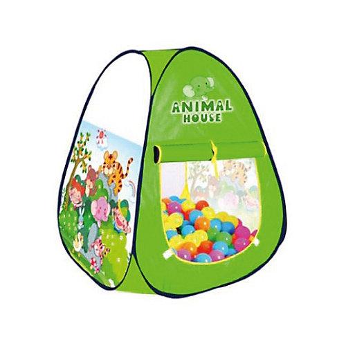 "Палатка Наша Игрушка ""Волшебный сад"", 106х106х103 см от Наша Игрушка"