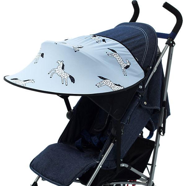 Солнцезащитный козырек на коляску Leokid Blue Magic Horse