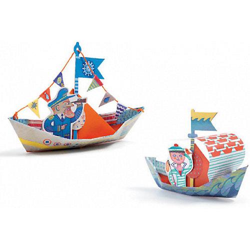 "Набор оригами DJECO ""Кораблики"" от DJECO"