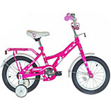 Двухколесный велосипед Stels Talisman Lady 16, розовый