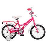 Двухколесный велосипед Stels Talisman Lady 14, розовый