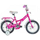 Двухколесный велосипед Stels Talisman Lady 18, розовый