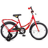 Двухколесный велосипед Stels Flyte 18, красный