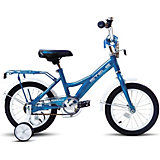 Двухколесный велосипед Stels Talisman 16 дюймов, cиний