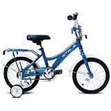 Двухколесный велосипед Stels Talisman 14 дюймов, синий