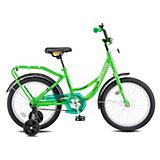 Двухколесный велосипед Stels Flyte 18, зелёный