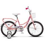 Двухколесный велосипед Stels Flyte Lady 18, розовый