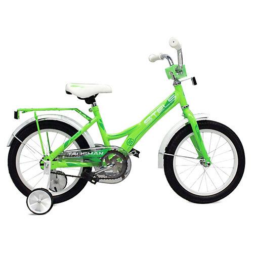 """Двухколесный велосипед Stels Talisman 16"""" - зеленый от Stels"""