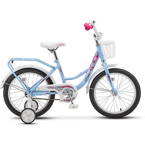 Двухколесный велосипед Stels Flyte Lady 16, голубой от Stels
