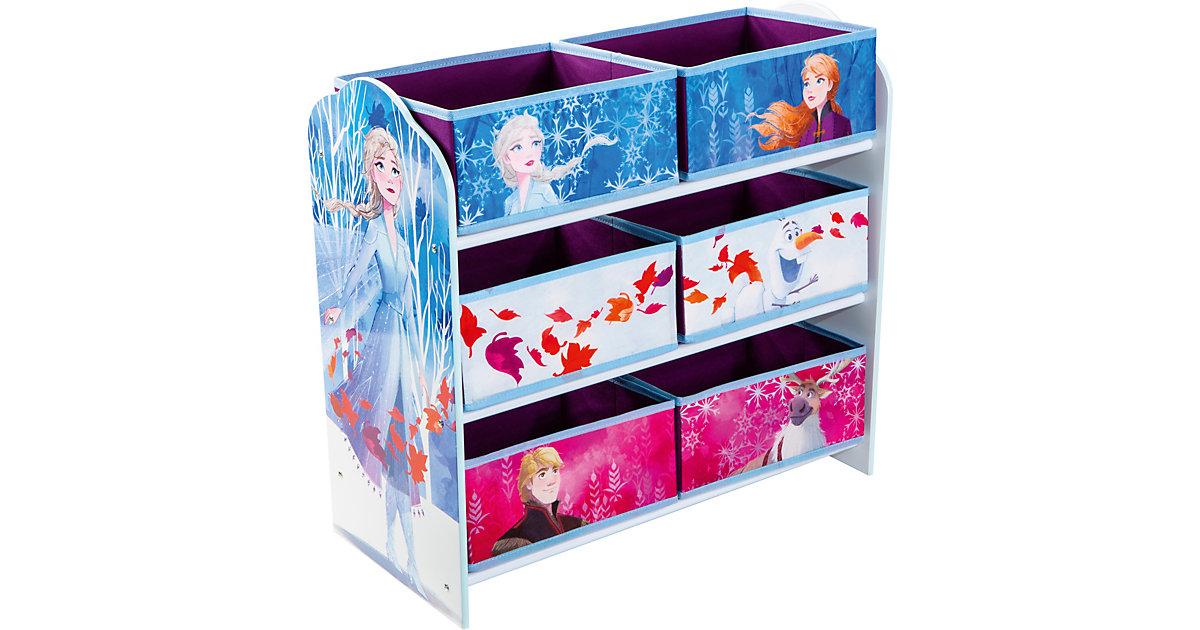 Image of Ablageregal Frozen 2, mit 6 Boxen