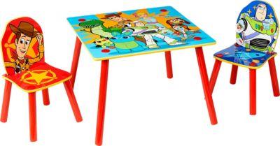 Kindersitzgruppe Toy Story, 3 tlg., Disney Toy Story
