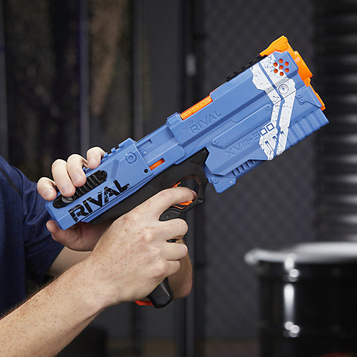 Бластер с шариками Nerf Rival Kronos XVIII-500, синий от Hasbro