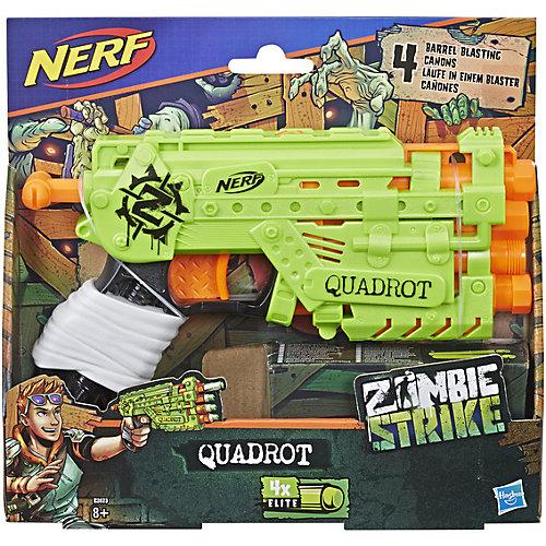 Бластер Nerf Zombie Strike Квадрот от Hasbro