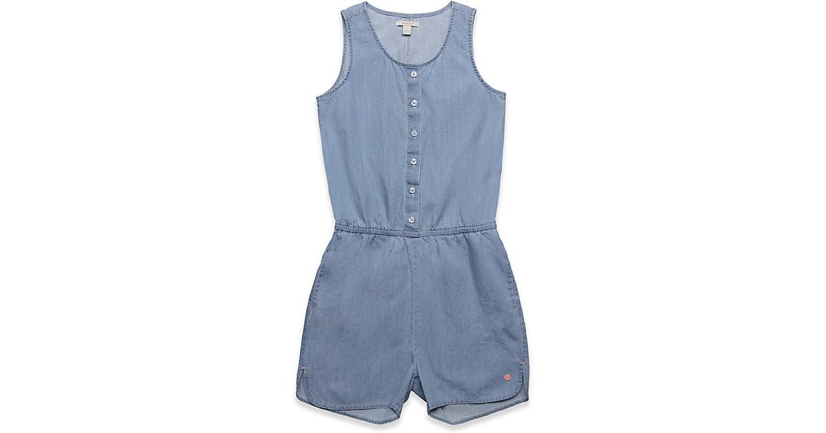 ESPRIT · Jeansjumpsuit Gr. 152/158 Mädchen Kinder
