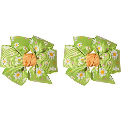 Бант Babys Joy, 2шт. - светло-зеленый от Babys Joy