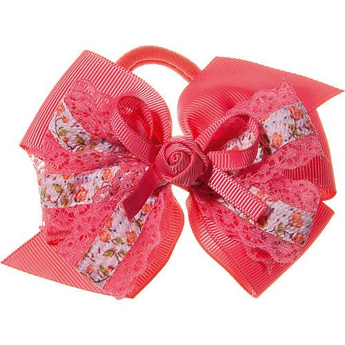 Бант Babys Joy - розовый от Babys Joy