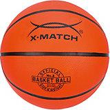 Мяч баскетбольный X-Match, 18 см