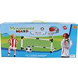 Набор для игры в футбол Наша игрушка