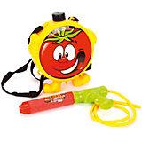 Бластер водяной с рюкзаком Наша игрушка, 29 см