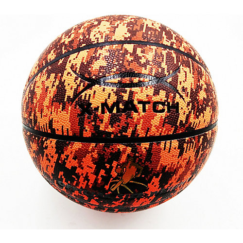 Мяч баскетбольный X-Match ламинированный, 21 см от X-Match