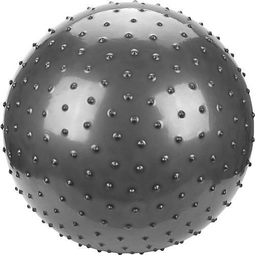 """Мяч с шипами Наша игрушка """"Фитнес"""", 55 см, серебряный от Наша Игрушка"""