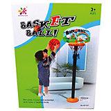 Набор для игры в баскетбол Наша игрушка