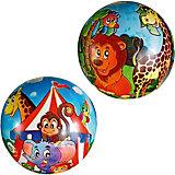 Мяч Наша игрушка «Веселые зверята»