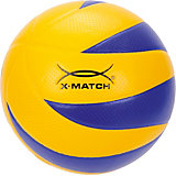 Мяч волейбольный X-Match ламинированный, 22 см
