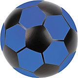 "Мяч Наша игрушка ""Футбол"", 15 см, синий"