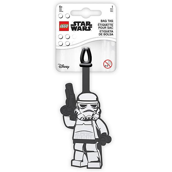 Бирка для багажа LEGO Star Wars Штормтрупер