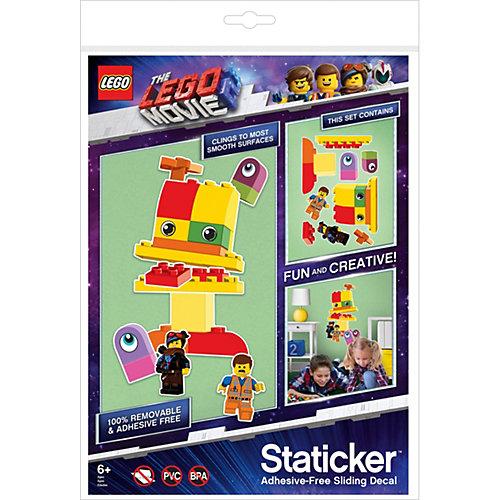 Набор наклеек LEGO «Статикер» Movie 2 Дупло Утка - разноцветный от LEGO