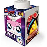 Фонарик силиконовый LEGO Movie 2 - Girls