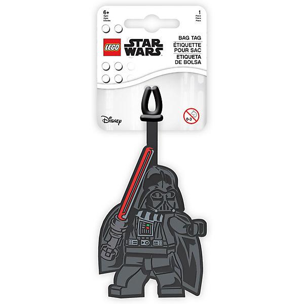 Бирка для багажа LEGO Star Wars Дарт Вейдер