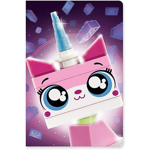 Книга для записей LEGO Movie 2 - Unikitty, 96 листов - розовый от LEGO