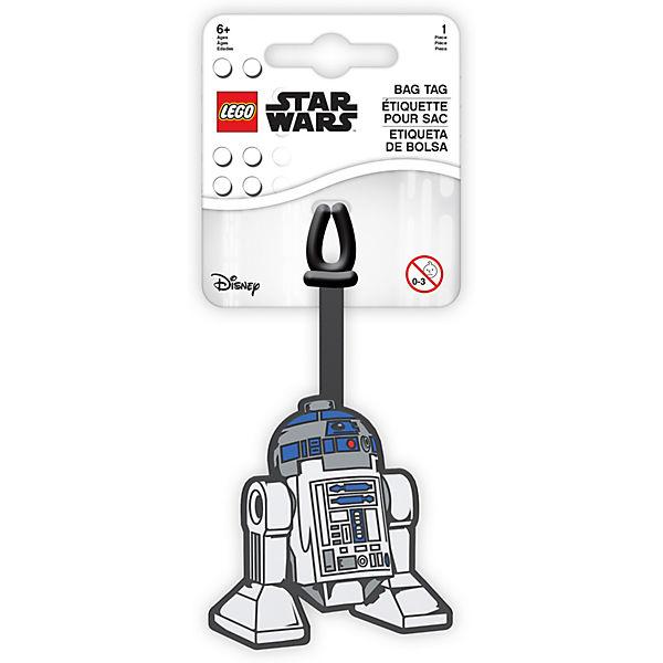 Бирка для багажа LEGO Star Wars R2D2 (Арту-Диту)
