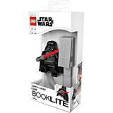 Фонарик с зажимом для чтения LEGO Star Wars Дарт Вейдер