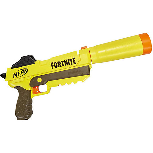 Бластер Nerf Fortnite Спрингер от Hasbro
