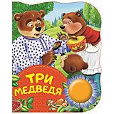 "Музыкальная книга ""Три медведя"""