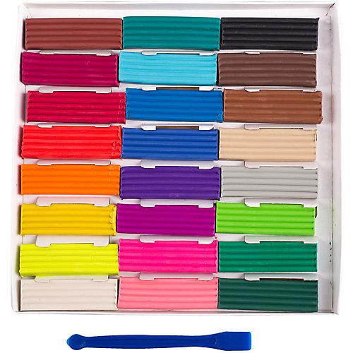 Пластилин Гамма «Классический», 24 цвета от ГАММА