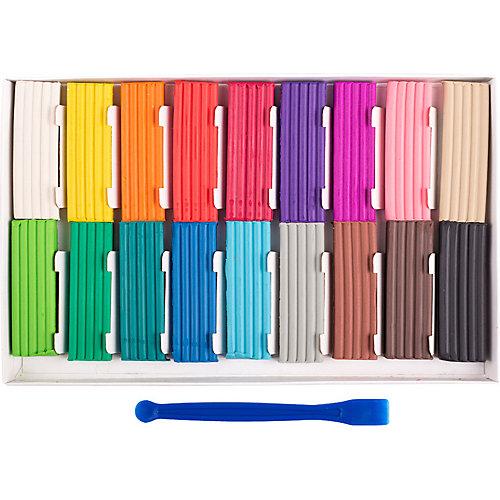 Пластилин Гамма «Классический», 18 цветов от ГАММА