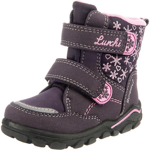 Gutscheincode ce51f 3bb8b Baby Winterstiefel Sympatex, Weite W für breite Füße, für Mädchen, Lurchi
