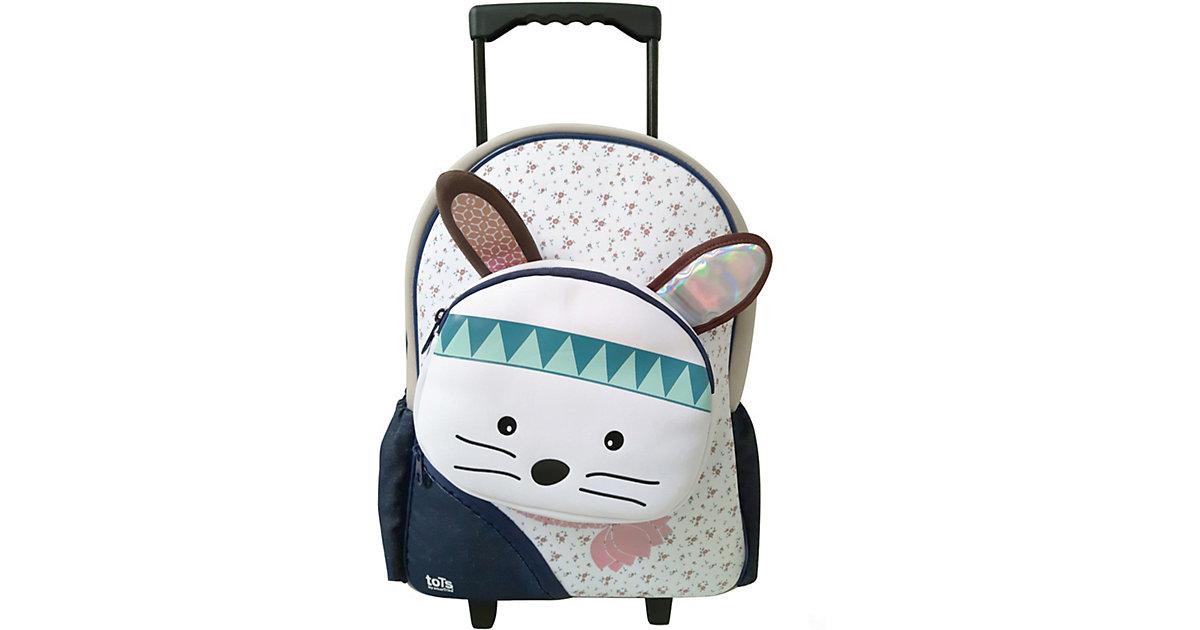 Trolley Hase bunt | Taschen > Koffer & Trolleys > Trolleys | Bunt | Kunststoff - Baumwolle - Polyester | toTs by smarTrike