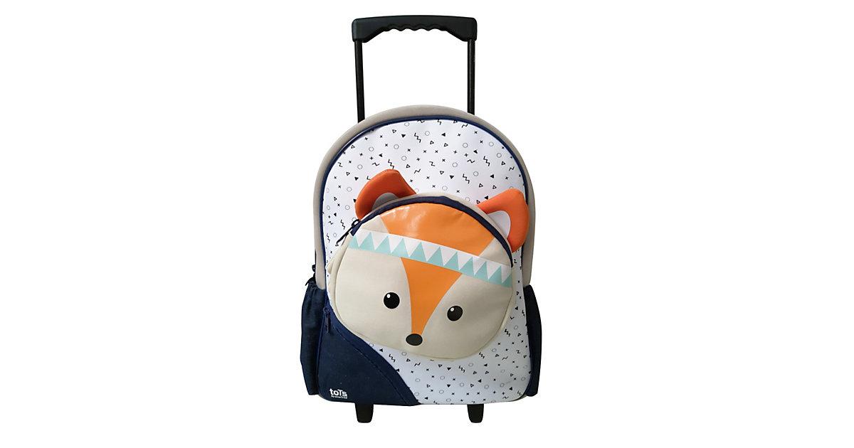 Trolley Fuchs bunt | Taschen > Koffer & Trolleys > Trolleys | Bunt | Kunststoff - Baumwolle - Polyester | toTs by smarTrike