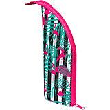 Пенал мягкий Berlingo Flamingo