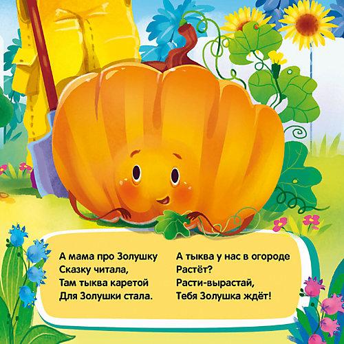 """Книжка с кармашками """"Фрукты и овощи"""", Пикулева Н. от Издательство АСТ"""