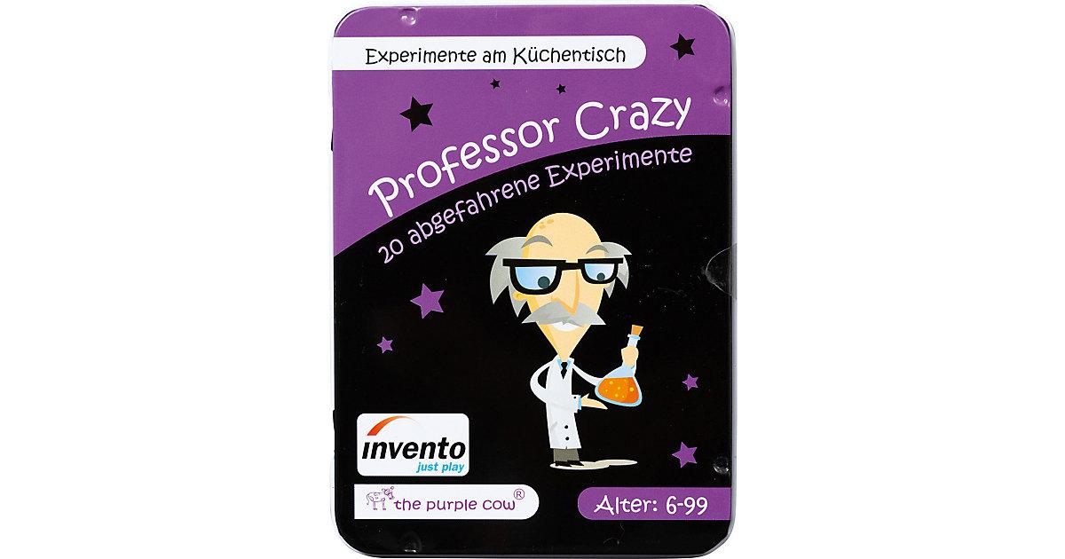 Professor Crazy: Experimente am Küchentisch